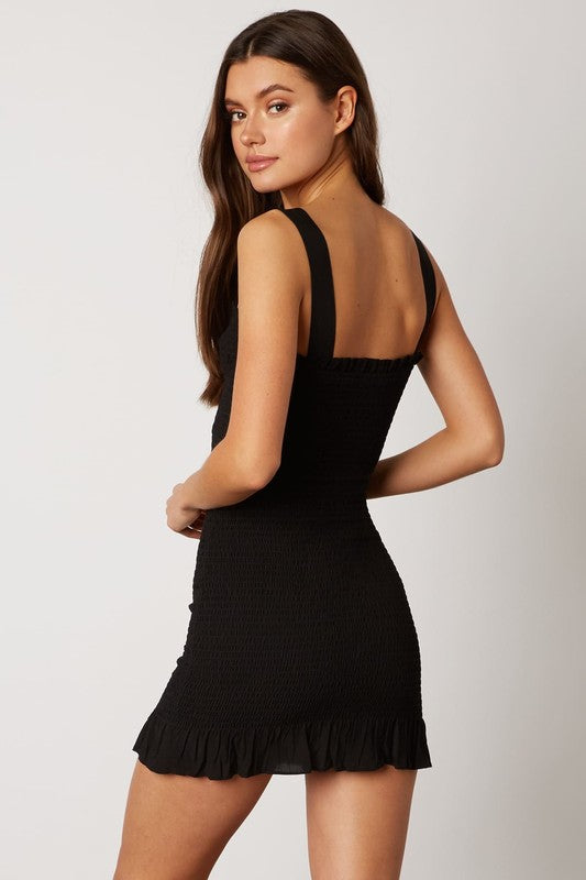 Angelina Dress Black