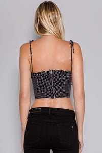 Karlie Crop Top
