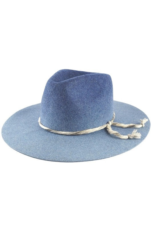 Ombre Panama Hat