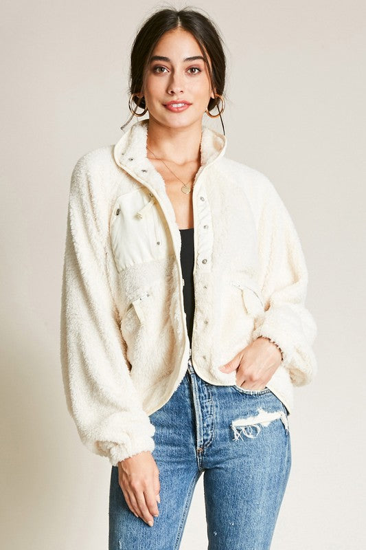 Kinley Jacket Cream