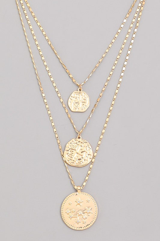 Astral Coin Necklace