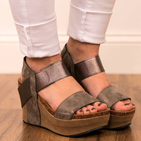 Sterling Wedge