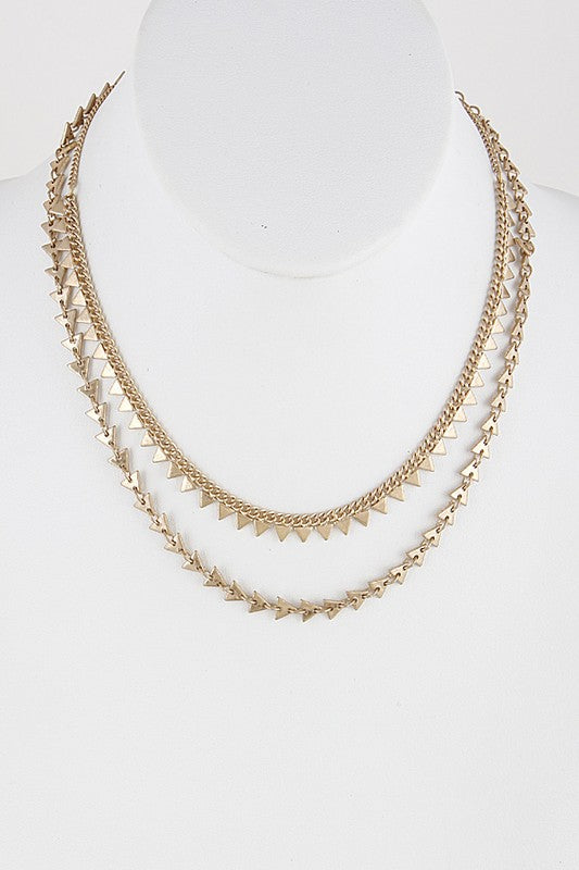 Nacia Layered Necklace