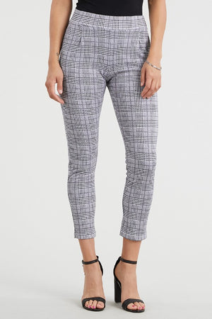 School Girl Plaid Pants