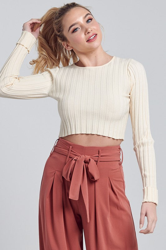 Staci Sweater Top