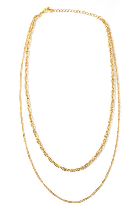 Gia Chain Necklace