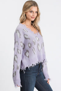 Lily Leopard Sweater