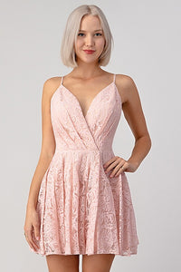 Something Sweet Lace Dress