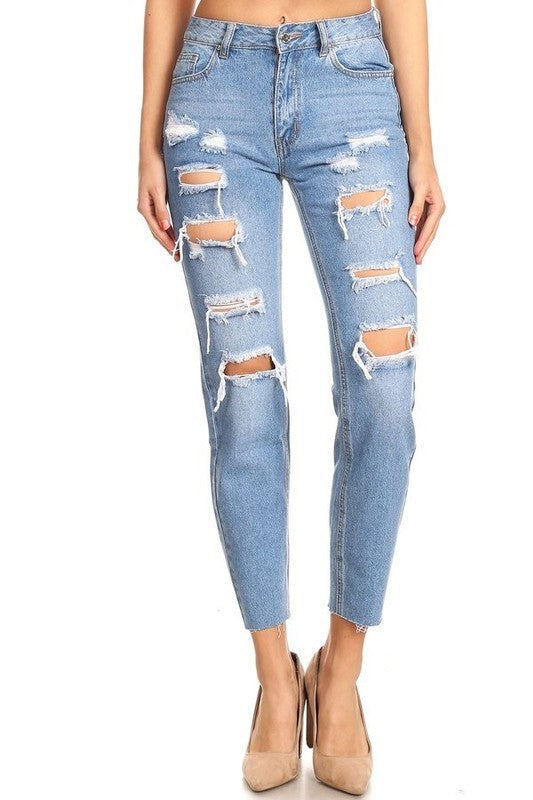 Eve Girlfriend Jeans