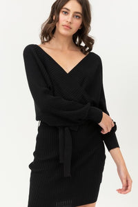 Sonya Sweater Dress