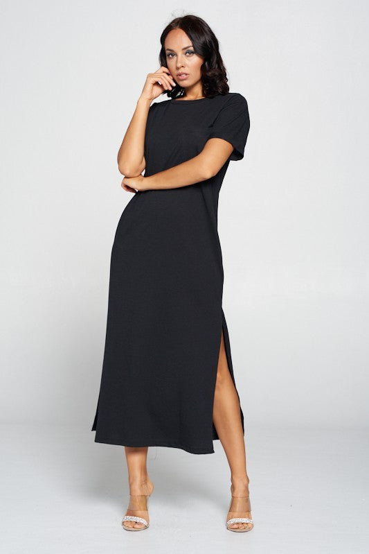 Zuri T-Shirt Dress