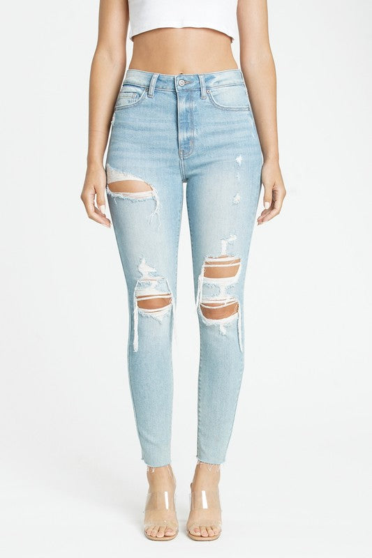 Easton High Rise Skinny