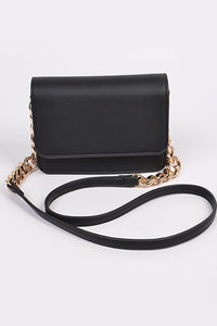 Donatelle Purse Black