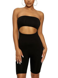 Cut Out Lounge Jumper