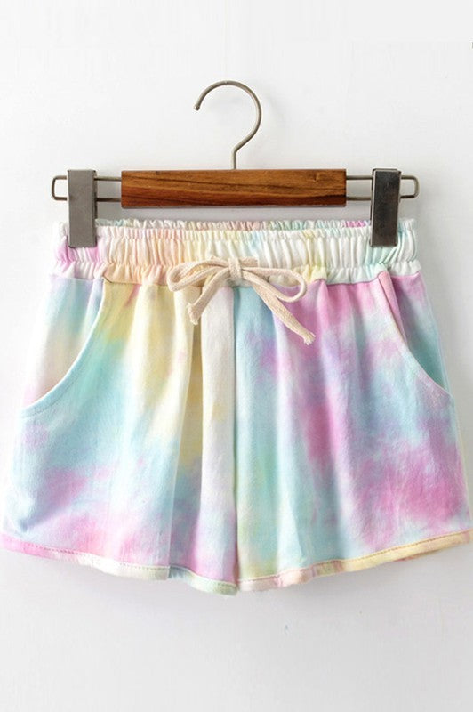 Cotton Candy Shorts