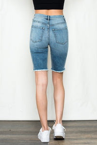 Charley Bermuda Denim Shorts