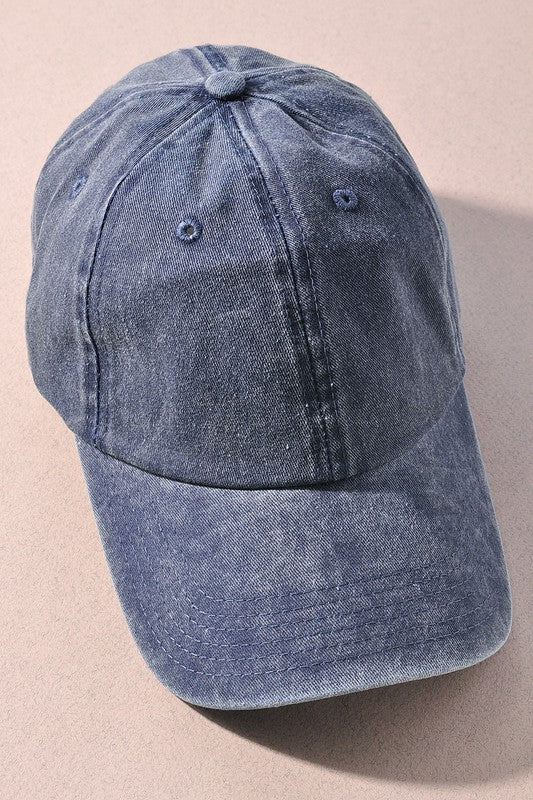 Must Have Baseball Cap Navy