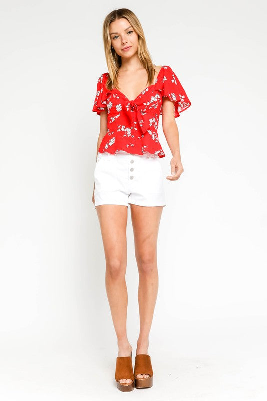 Forever Fields Blouse