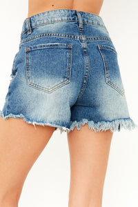 Nova Distressed Shorts