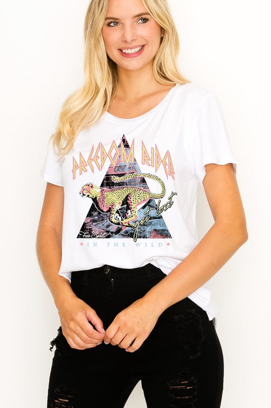 Freedom Rider Graphic Tee