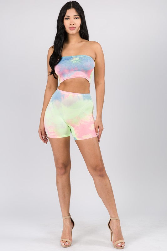 Unicorn Tie Dye Set