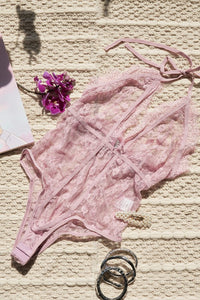 Veronica Lace Bodysuit