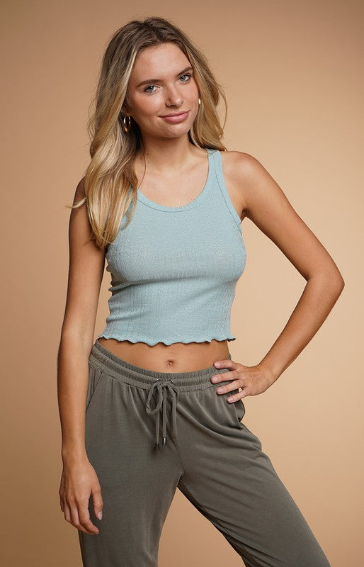 Brooke Crop Top