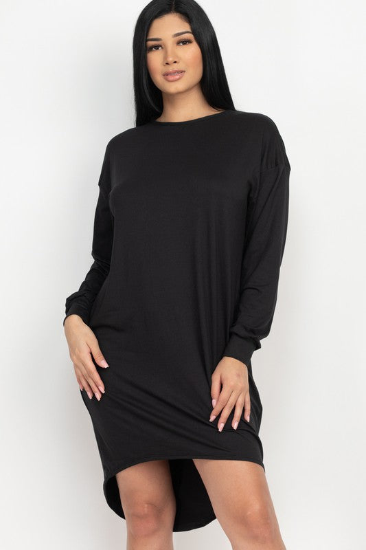 Brianna T-Shirt Dress
