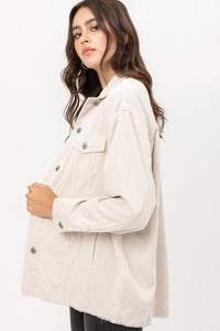 Kelly Corduroy Jacket