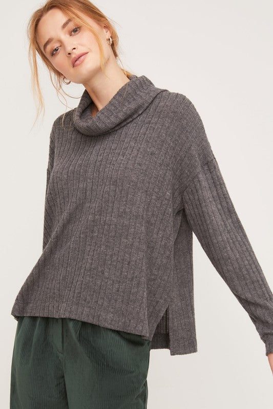 Cozy Day Top