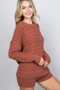 Amber Sweater Set