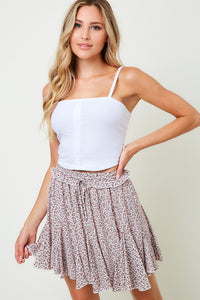 Posie Mini Skirt
