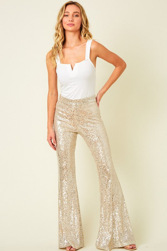 Sterling Sequin Pants
