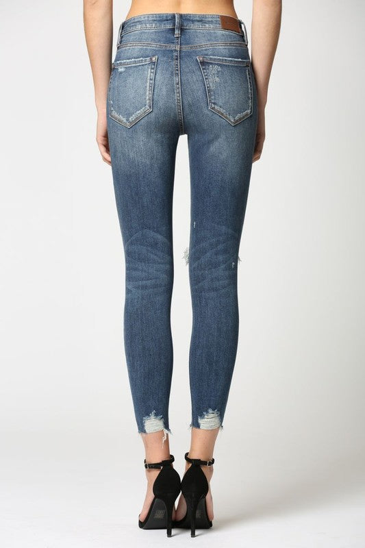 Riley High Rise Skinny