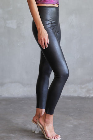 Stevie Faux Leather Leggings