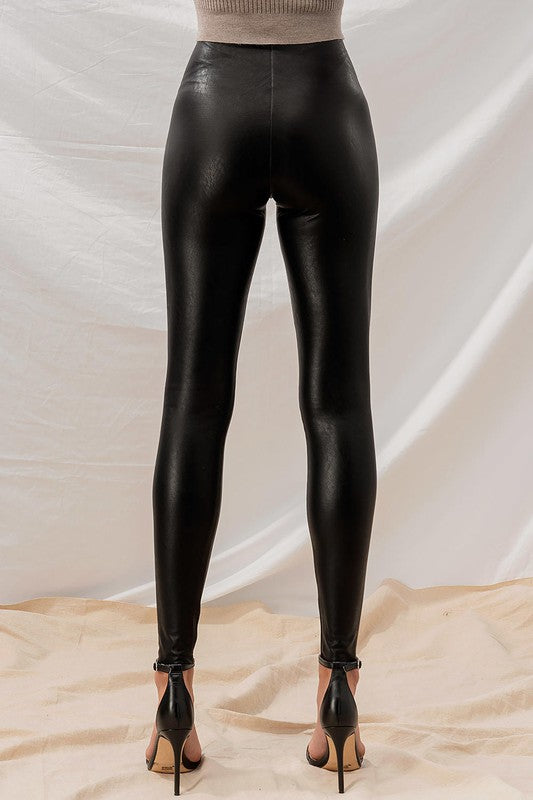 Marley Faux Leather Leggings