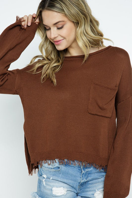 Abbey Sweater