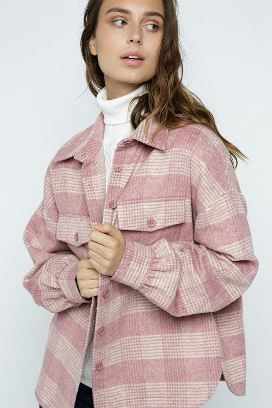 PREORDER: Desert Rose Plaid