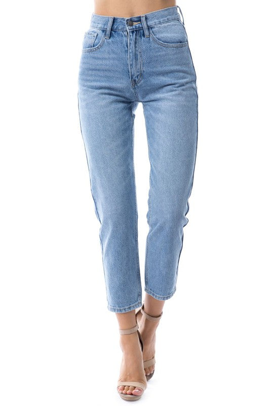 Valerie High Rise Jean