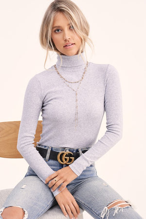 Vista Turtleneck Top