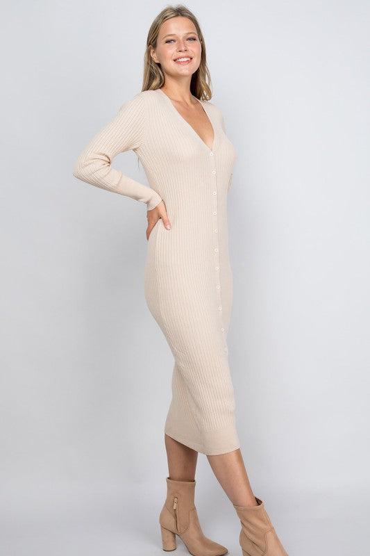 Milan Sweater Dress