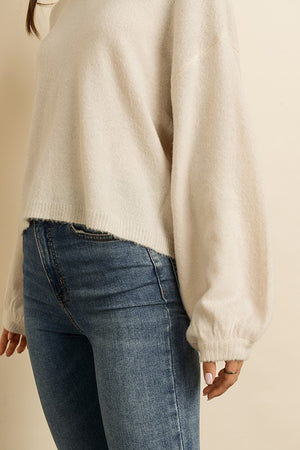 Kaya Cropped Sweater
