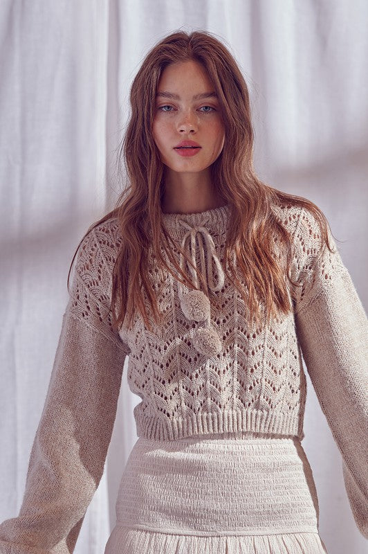 Eve Knit Sweater