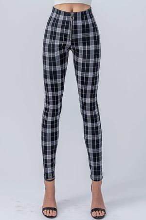 Muse Plaid Pants