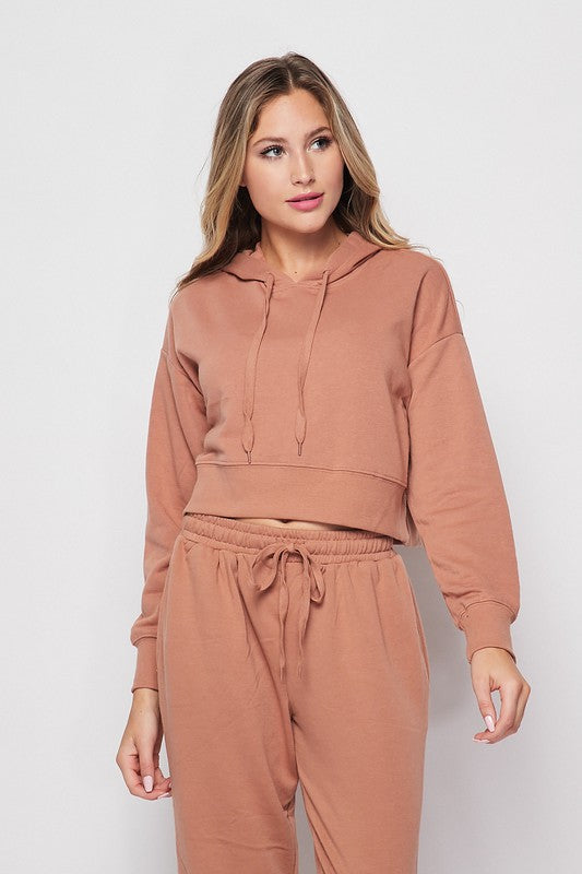 Adeline Cropped Sweater