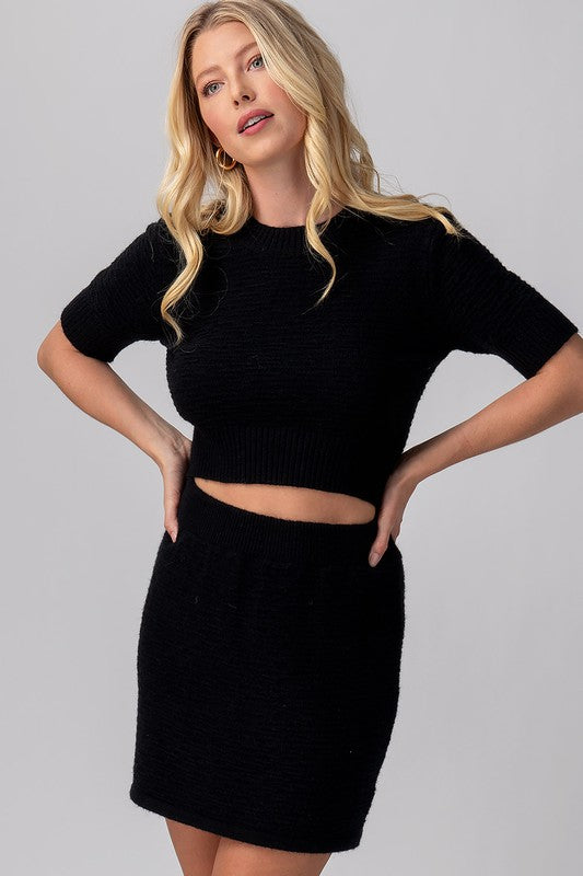 Viola Sweater Dress