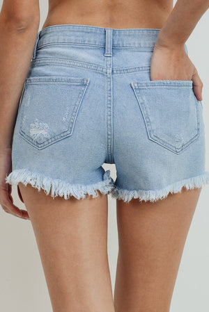 Miranda Denim Shorts
