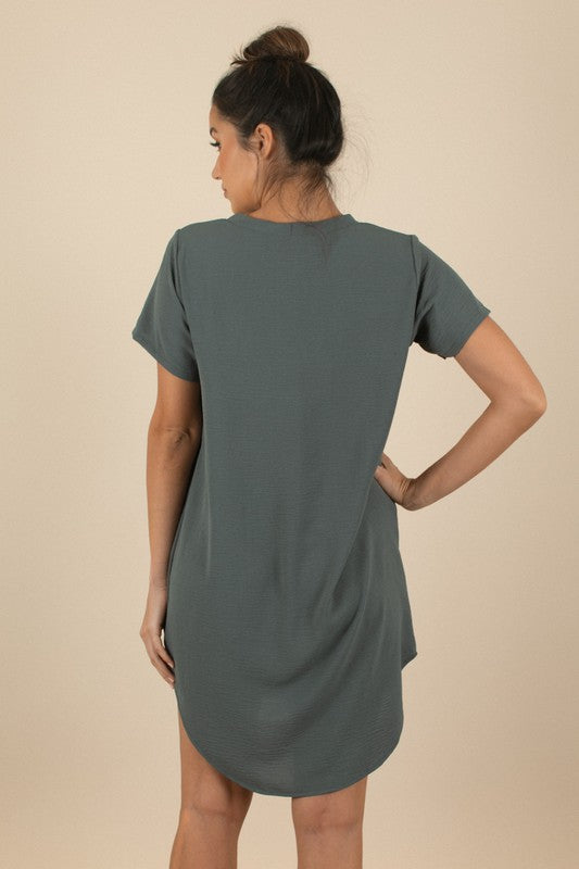 Kayce T-Shirt Dress