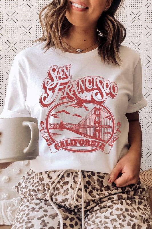 San Francisco Graphic Tee