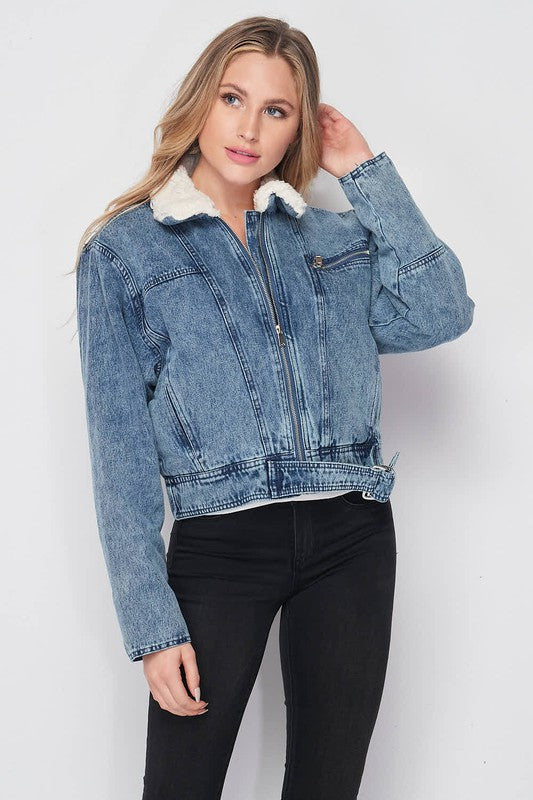 Frankie Denim Jacket